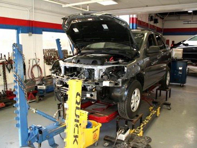 виды ремонта автомобилей на СТО